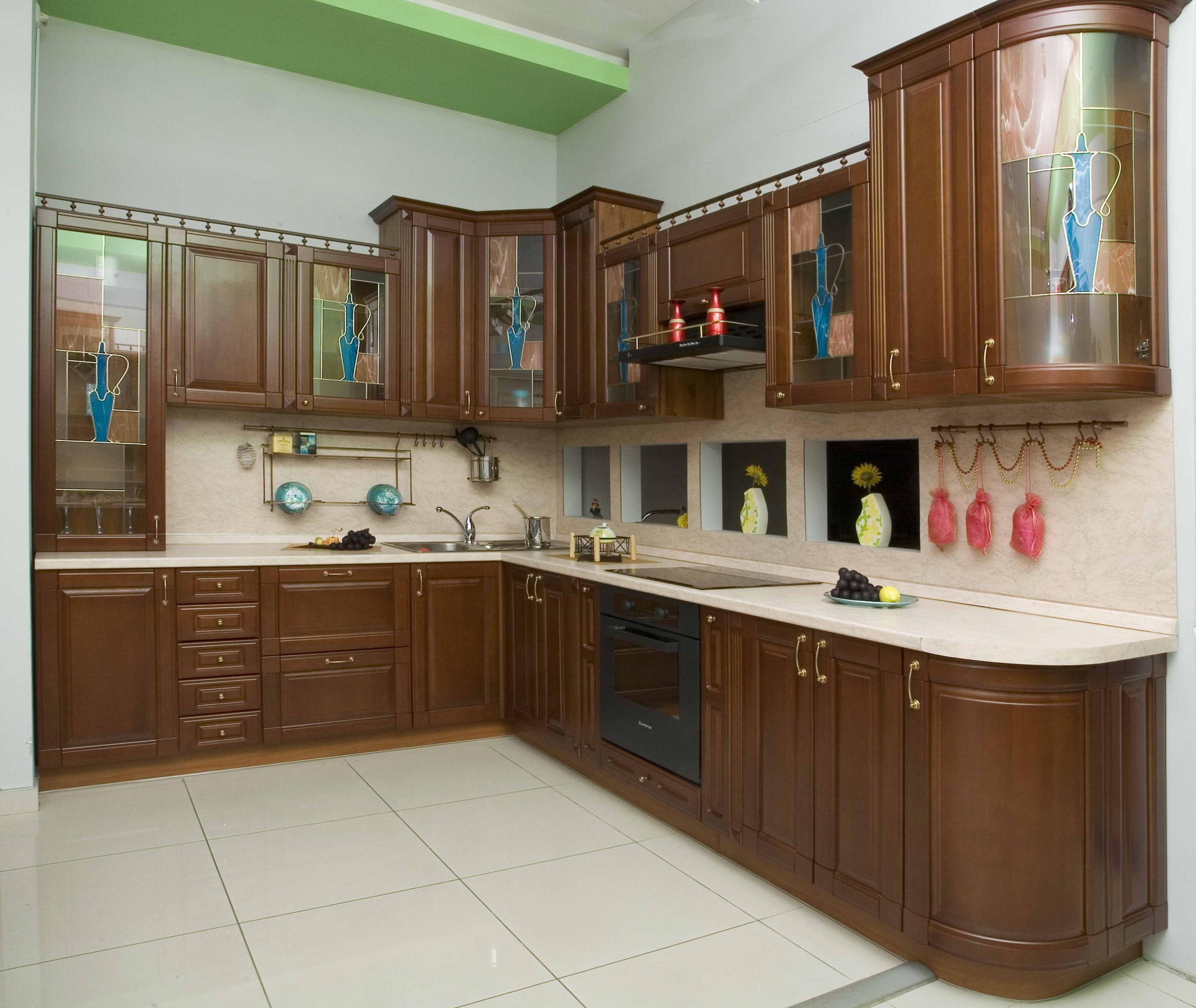 лицевое кухни фото - 1